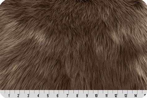 monkey shag fur brown faux fur faux fur rug faux fur
