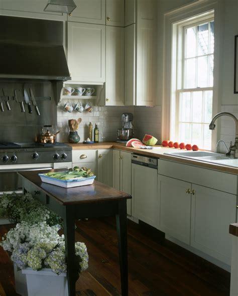 Chadsworth Cottage Kitchen  Traditional Kitchen