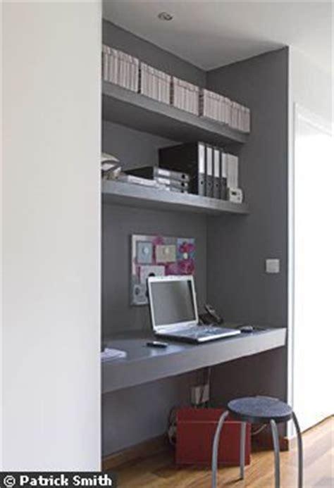 bureau encastrable un bureau encastré pour bosser efficace créer de l