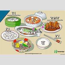 Common Vocabulary Of Chinese Food  Learn Daily Chinese Mandarin Online  Chinese Flashcards