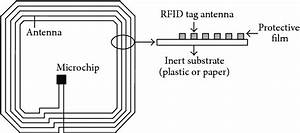 Schematic Representation Of The Rfid Tags