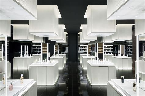 Nendo's New Interior Design For Shiseido Flagship Store In
