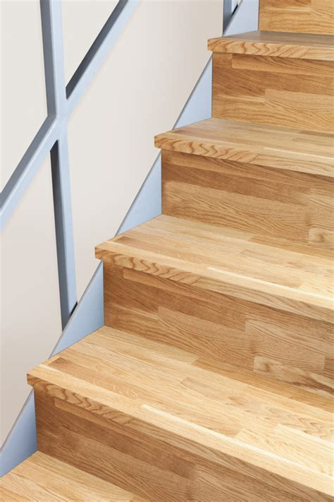 Solid Oak Stair Cladding Kit   12 Steps   Worktop Express