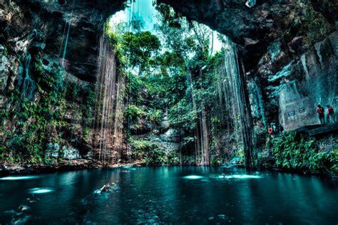 cenotes cerca de merida  visitar