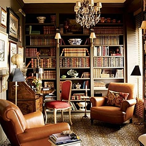 Finding The Perfect Home Library Furniture