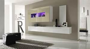 Meuble Tv Suspendu But : meuble suspendu 5 bonnes raisons d 39 en installer un ~ Teatrodelosmanantiales.com Idées de Décoration