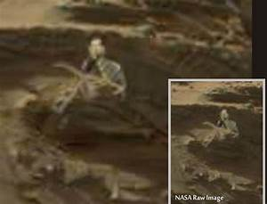 Mars Anomaly image taken by Curiosity Rover   Alian ...