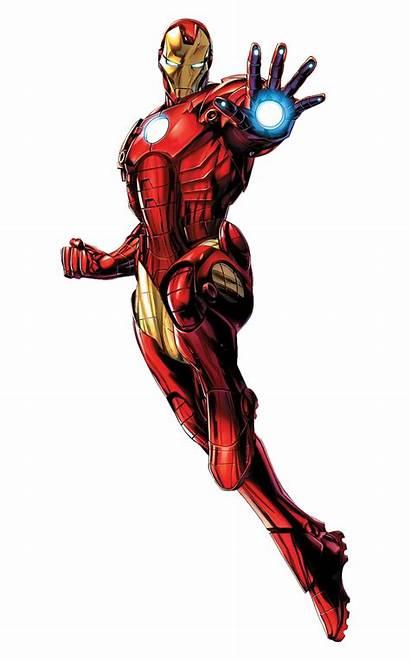 Marvel Transparent