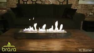 sienna feuerstelle von brasa ethanol tischkamin youtube With tisch kamin