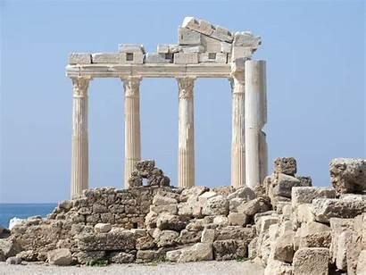 Ancient Greek Greece Architecture History Turkey Building