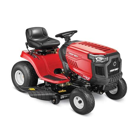 troy bilt bronco 19 hp automatic 42 in lawn mower with mulching capability kit sold