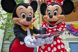 Micky Maus Und Minnie Maus : new look mickey and minnie mouse debut for disneyland paris parades meets dlp today ~ Orissabook.com Haus und Dekorationen