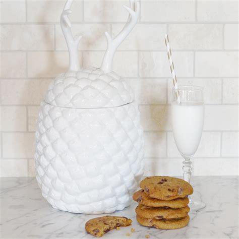 White Pineapple Decor by White Ceramic Pineapple Decor