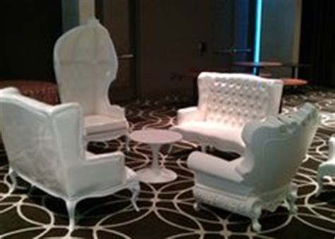Baroque Furnished Events By Modern Chair Rental On