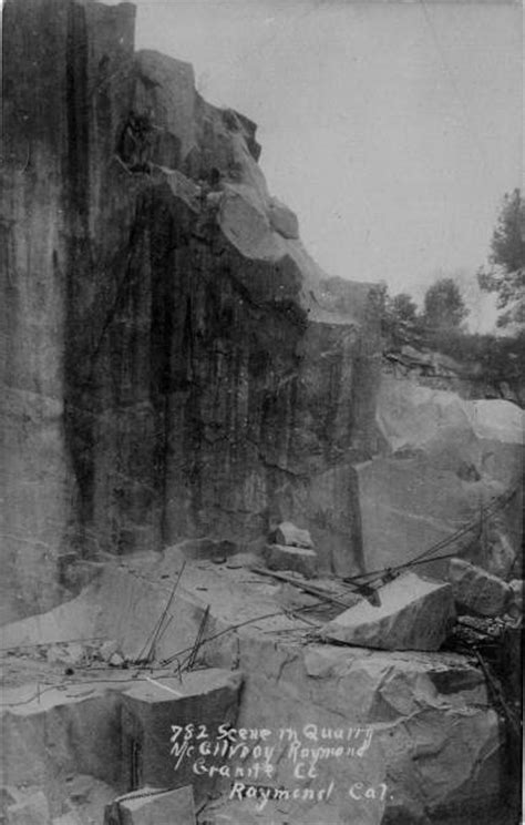 madera county list of quarries