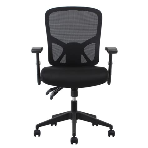 office chair back support 3 paddle ergonomic high back mesh task chair with arms and 24479