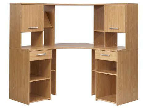 bureau ordinateur conforama armoire de bureau d 39 angle