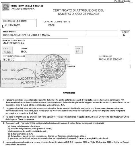 Ufficio Codice Fiscale by Codice Fiscale