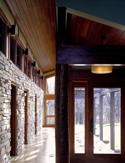 trombe wall with transom windows