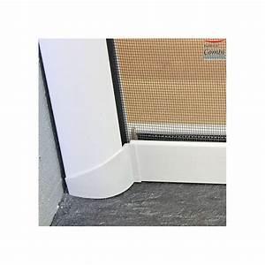 Moustiquaire Pour Baie Coulissante : store moustiquaire recoupable moustikit en aluminium pour ~ Edinachiropracticcenter.com Idées de Décoration