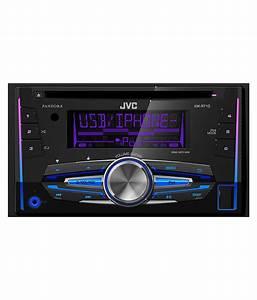 Jvc - Kw-r710