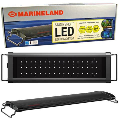 36 48 inch marineland bright led light fixture