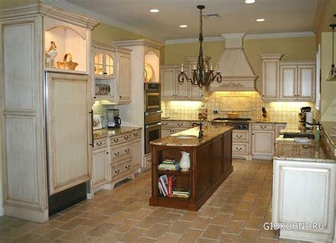 дизайн оформления кухни в стиле прованс кухня с гостиной