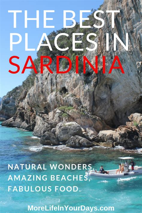 best place to go in sardinia where to go in sardinia the best places and things to do