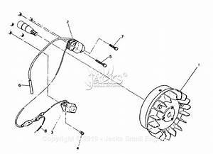 Robin  Subaru Ec10d Wacker Parts Diagram For Magneto