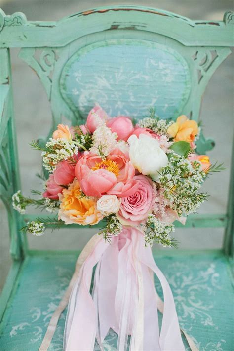 ideas  peonies wedding bouquets  pinterest