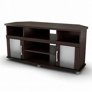 Table Tv But : south shore furniture city life corner tv stand lowe 39 s canada ~ Teatrodelosmanantiales.com Idées de Décoration