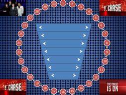 Quiz Show Powerpoint Template The Chase Board Game Template By Scrotty Teaching Resources