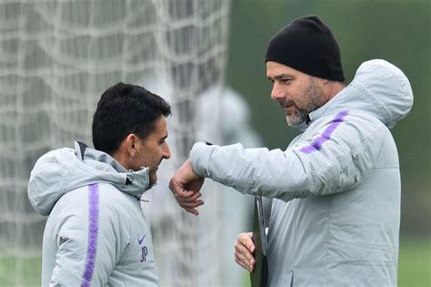 Tottenham vs Man City: Spurs stars prepare for Champions ...