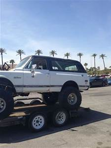 Find Used Chevy Blazer K5 Cst Ac Cab In Las Vegas  Nevada