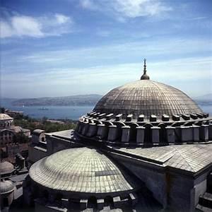 Turkey Istanbul Hagia Sophia exterior of Dome