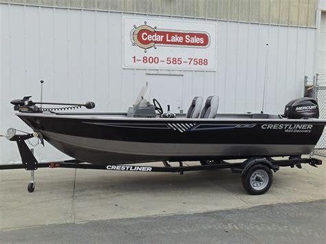 Crestliner Boats For Sale by Crestliner 1650 Discovery Boats For Sale Boats