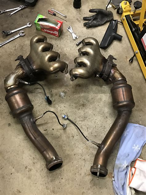 pipe ls for sale fs for sale ls7 stock exhaust manifolds w cats h pipe
