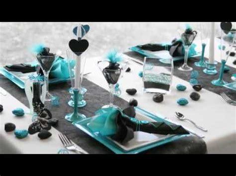 deco de table bleu id 233 es de d 233 coration de table pour mariage ou f 234 tes