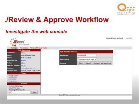 alfresco workflow console jbpm overview alfresco workflows
