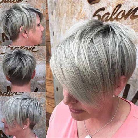 chic short haircuts  women