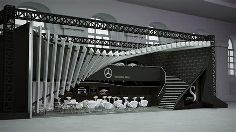 modern exhibition stand design hott3d expo