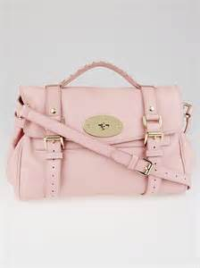 light pink leather purse mulberry light pink buffalo leather satchel bag