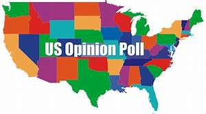 US presidential election Opinion Poll 2016 Election Survey ...