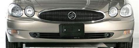 buick lacrosse cxlcxs wo mldg front bumper