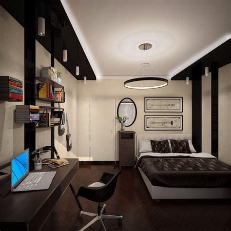 chambre moderne noir et blanc awesome chambre ado noir et blanc garcon photos design