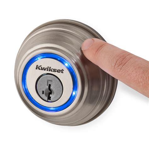 kevo door lock kwikset kevo smart deadbolt the green