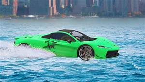 Cars On Water Race   Gta 5 Funny Moments