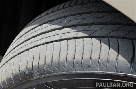 michelin primacy 3 test michelin primacy 3 st tyres tested now available in malaysia