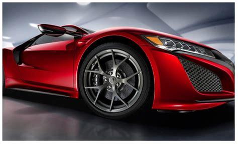 2016 new acura nsx price specs cars