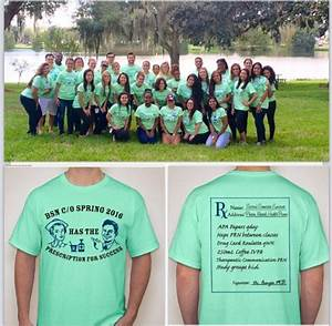 Nursing T-Shirt Design Ideas - Custom Nursing Shirts ...